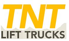 TNT Lift Trucks Logo
